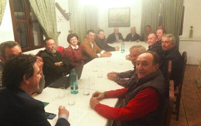Reunión del Nuevo Delegado de Agricultura, Pesca y Medio Ambiente con los Representantes Ganaderos de la Provincia